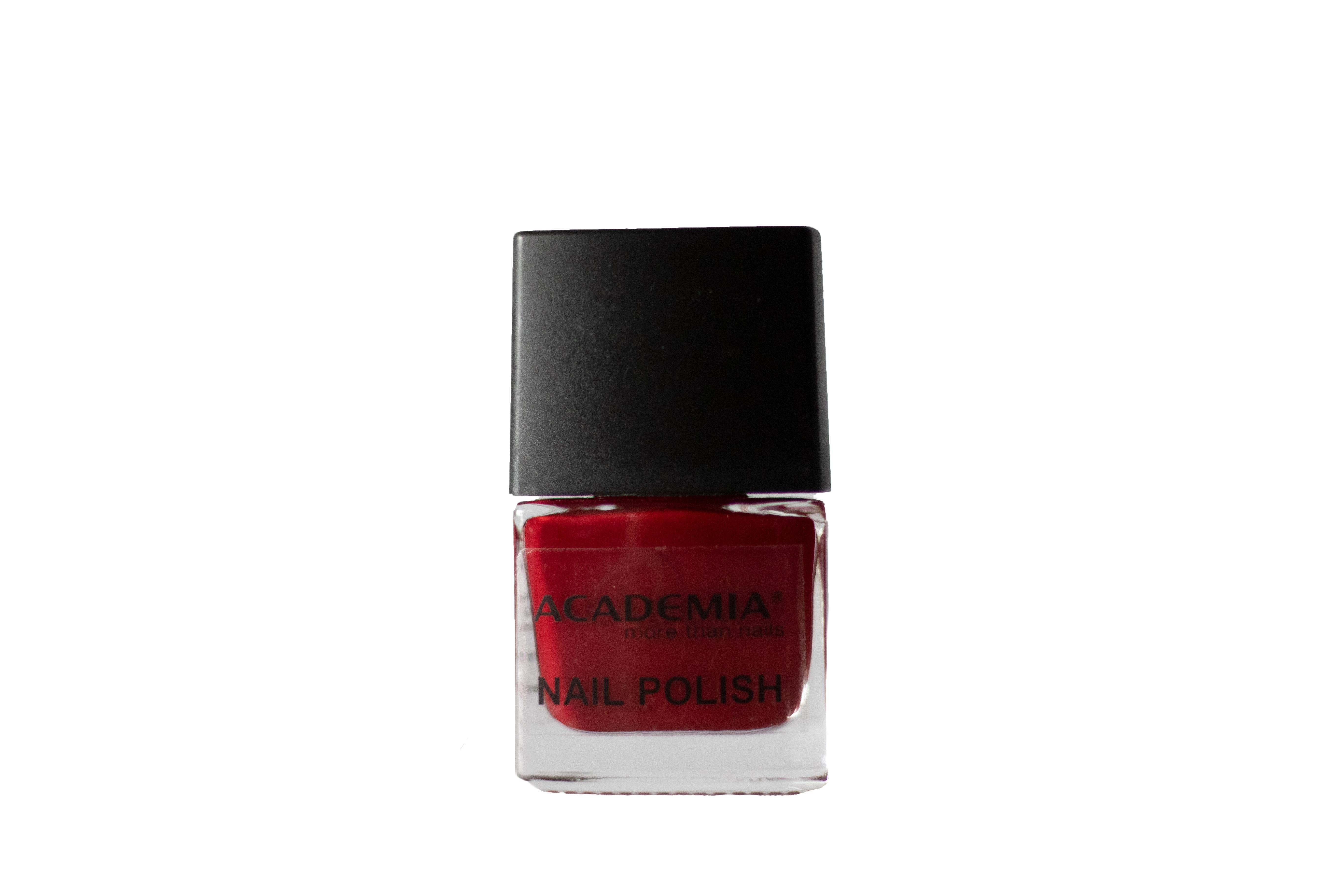 Nagellack Nr. 7 Classic Red 12ml