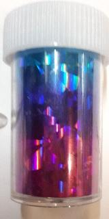 Folie 3 Farbig 1,5 mtr