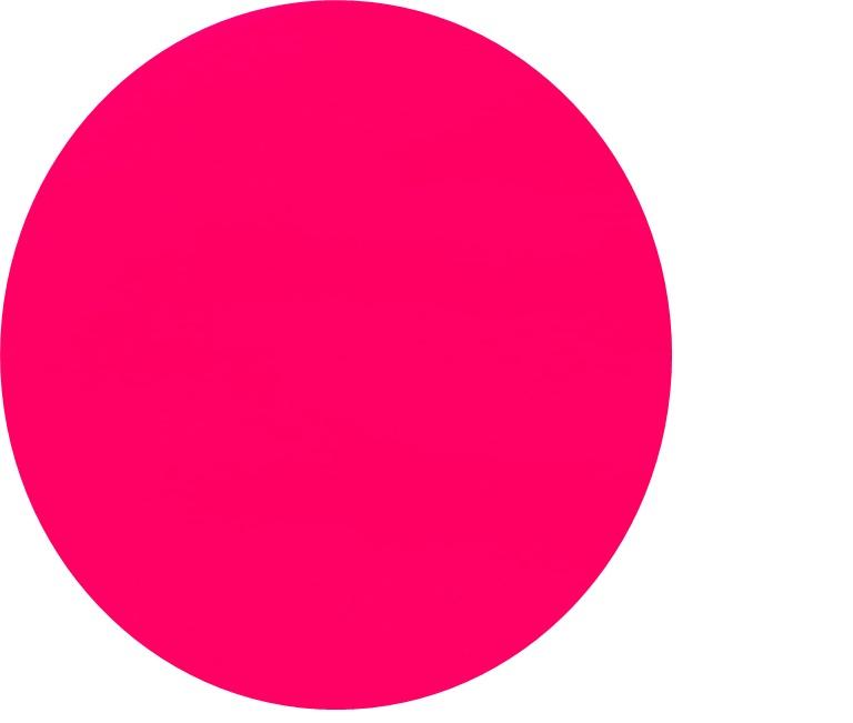 Farbgel Power Pink