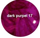 Farbgel Dark Purple 5gr.
