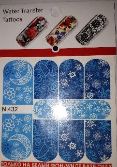 Sticker Schnee