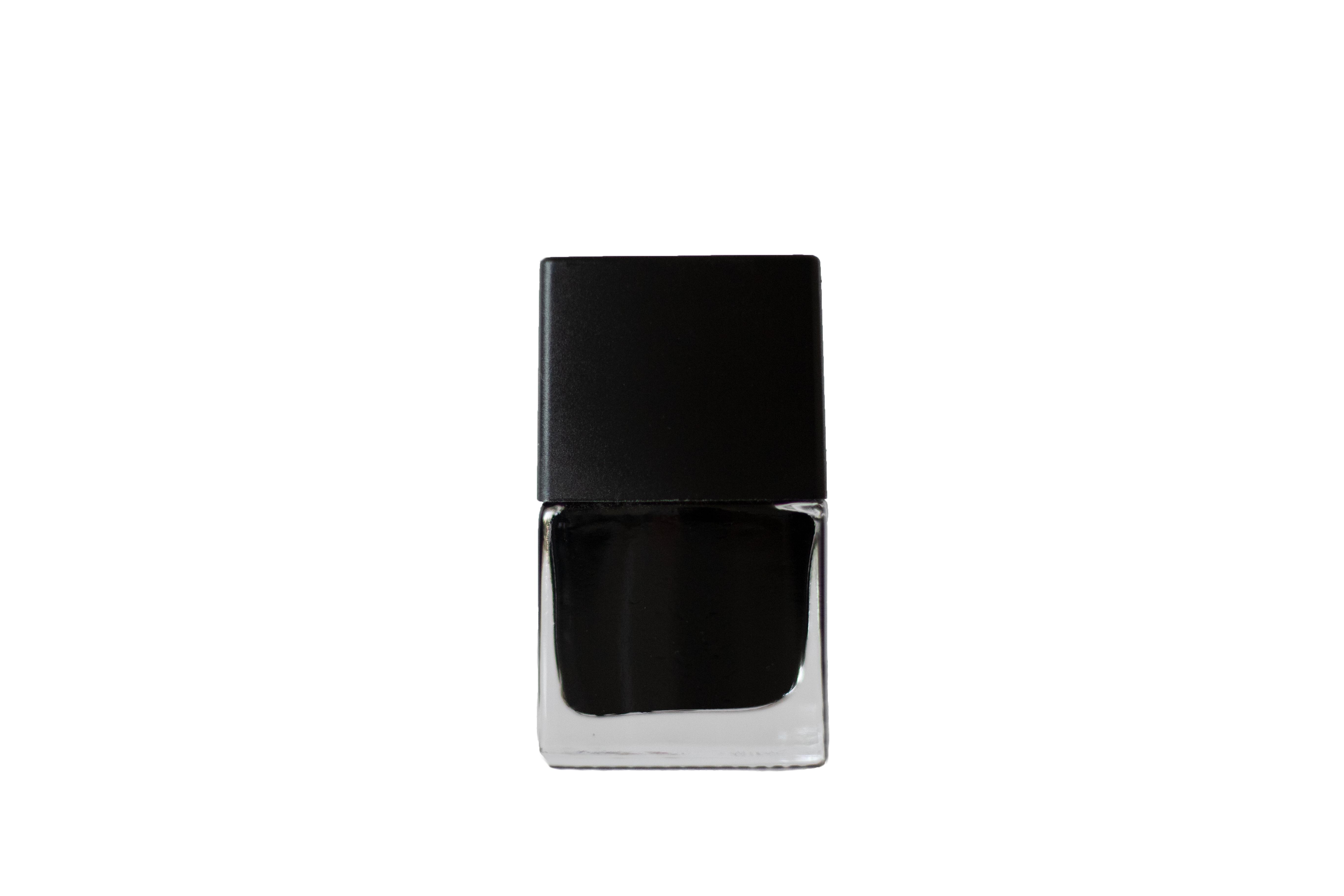 Nagellack Nr. 28 Black