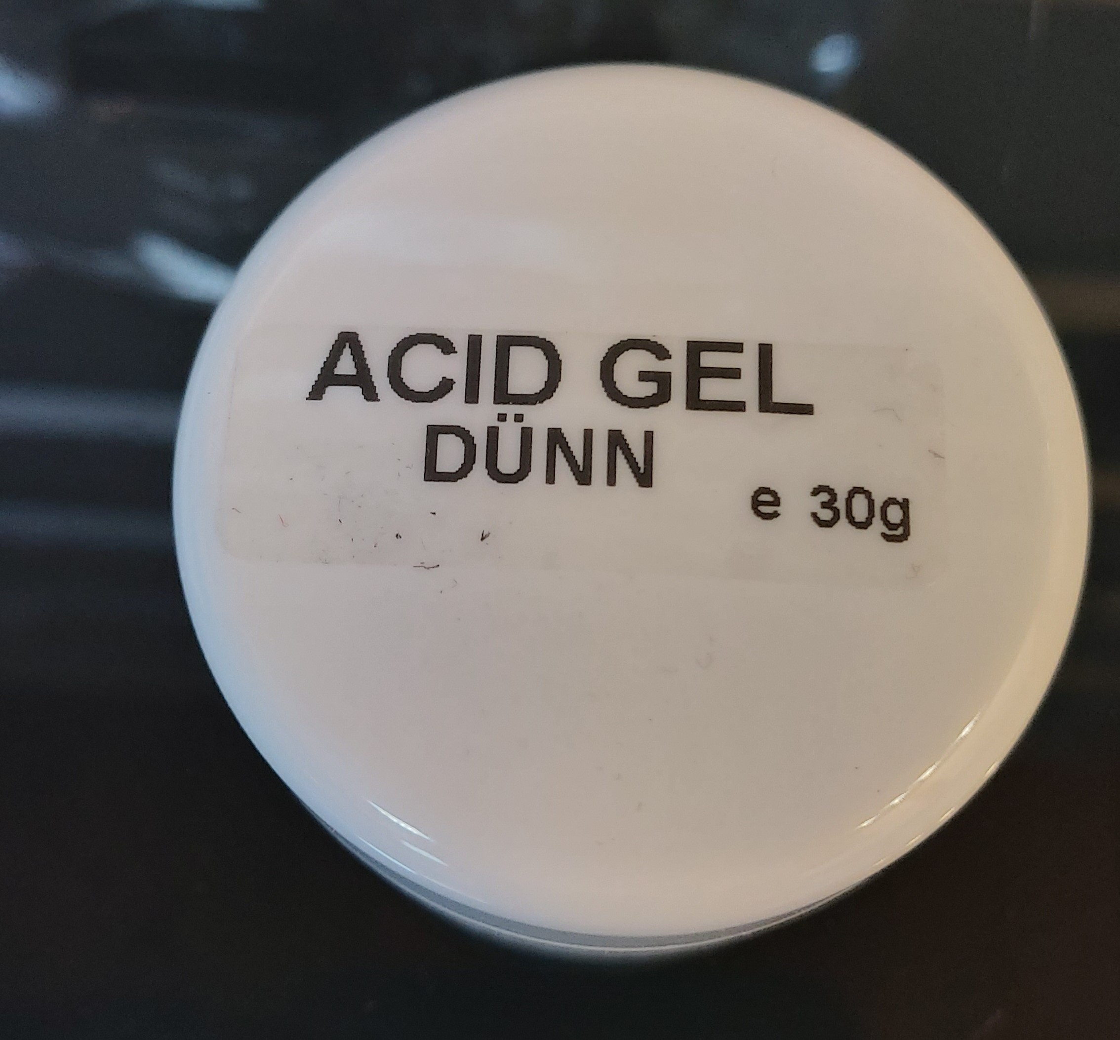 Acid Gel dünn 30 gr.