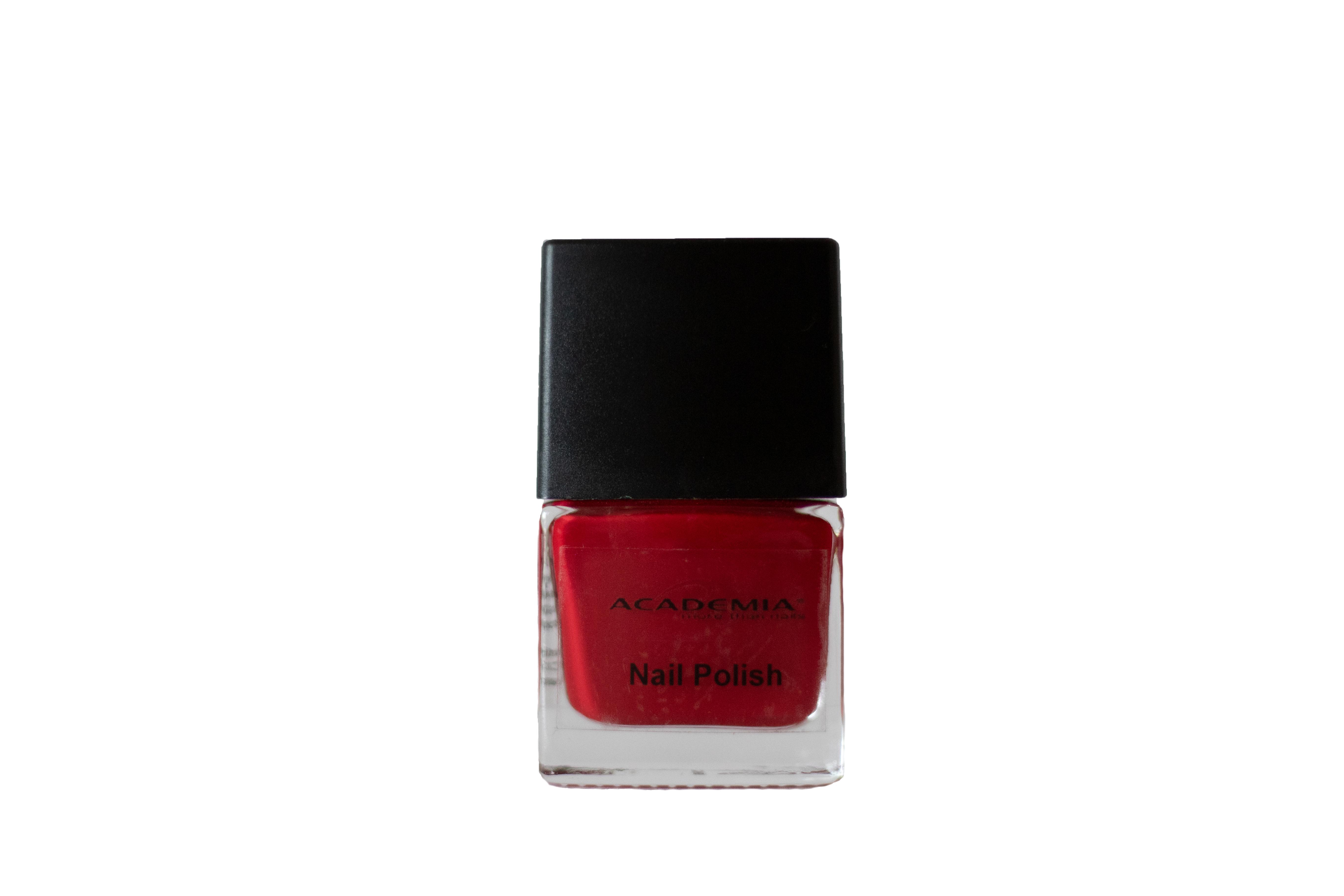 Nagellack Nr.2 Red 12ml