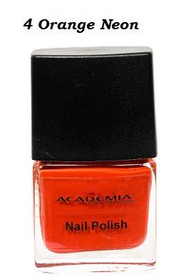 Nagellack Nr. 4 Orange Neon 12ml