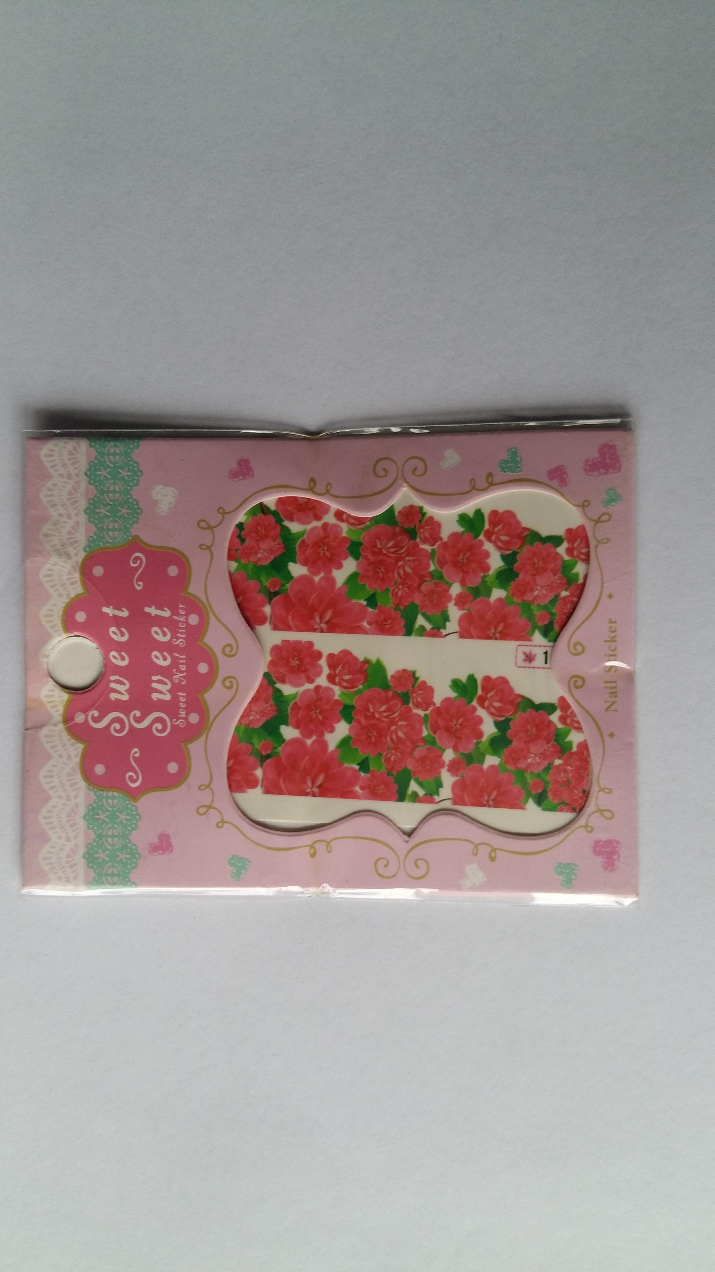 Sticker Rosen