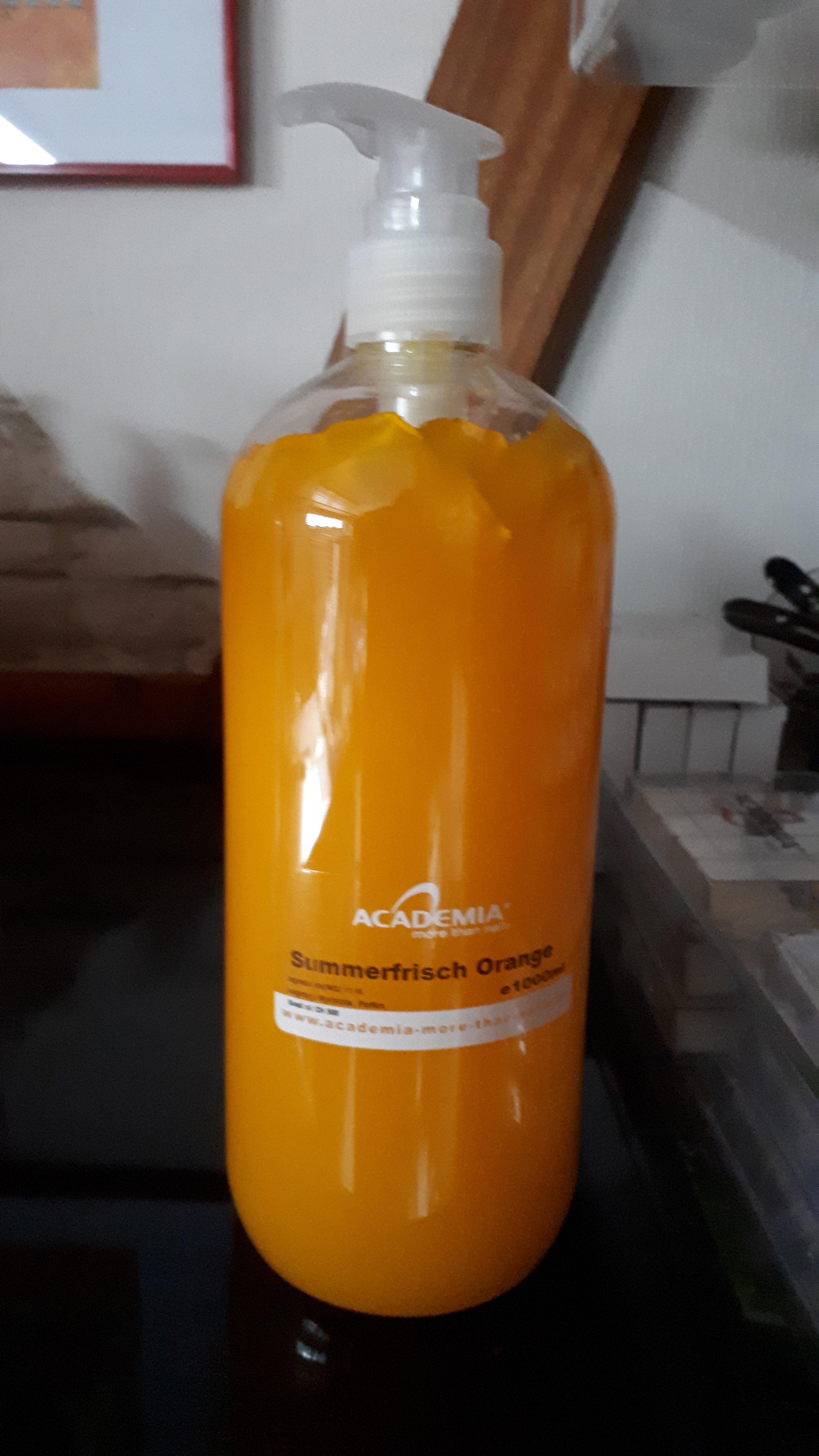 Feuchtigkeits-Handcreme 1000 ml