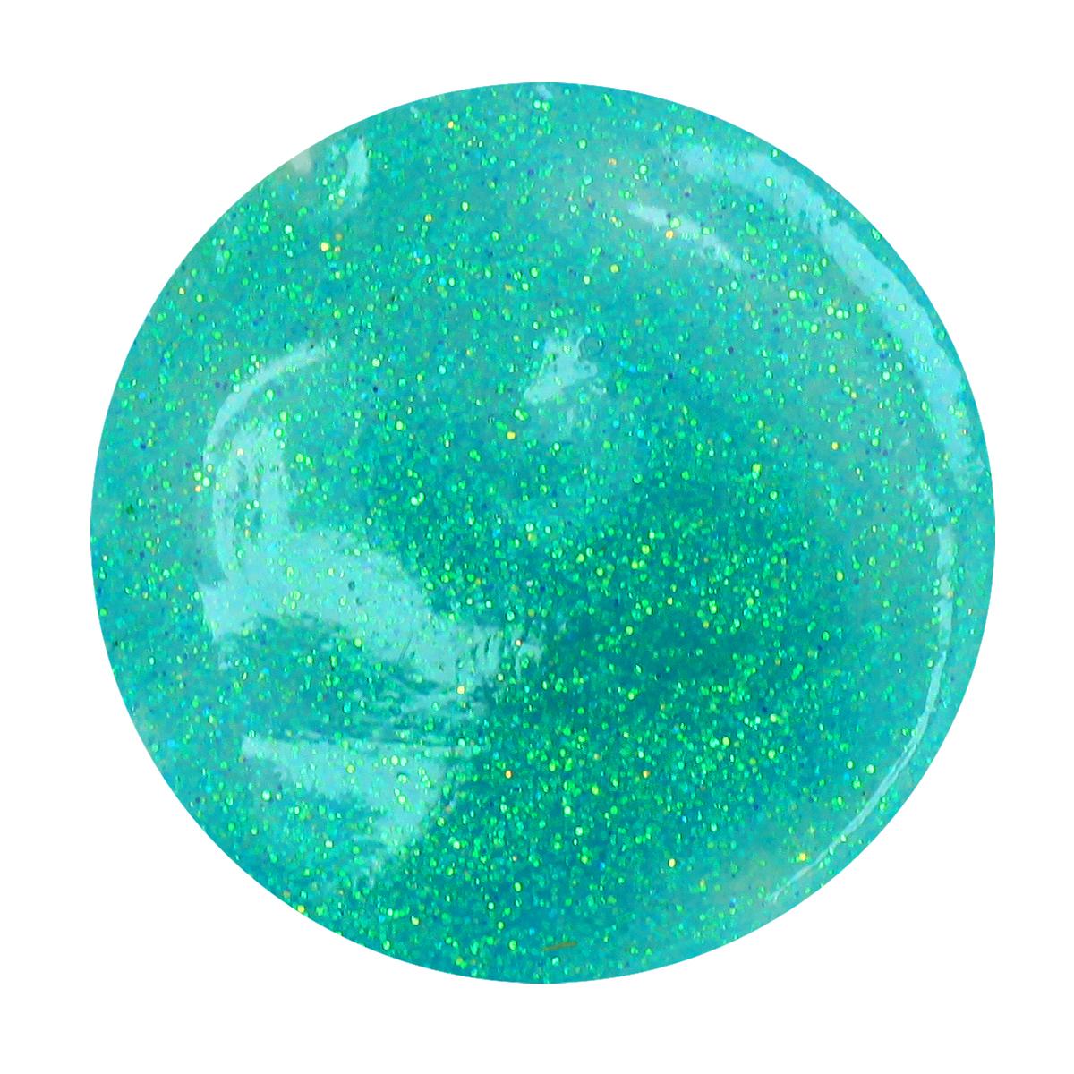 Farbgel Crystal Kiss Turquoise 5gr.