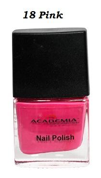 Nagellack 18 Pink 12ml