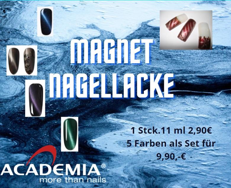 Magnet Lack Set 5 Stck.